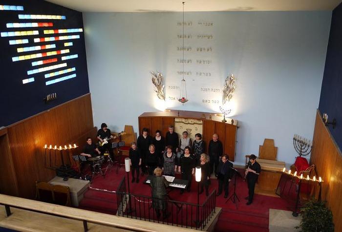 Journées du patrimoine 2018 - Visite de la synagogue d'Epinal