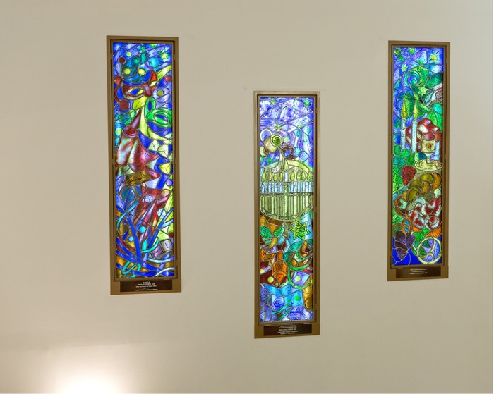 Journées du patrimoine 2017 - Visite libre de la synagogue d'Issy