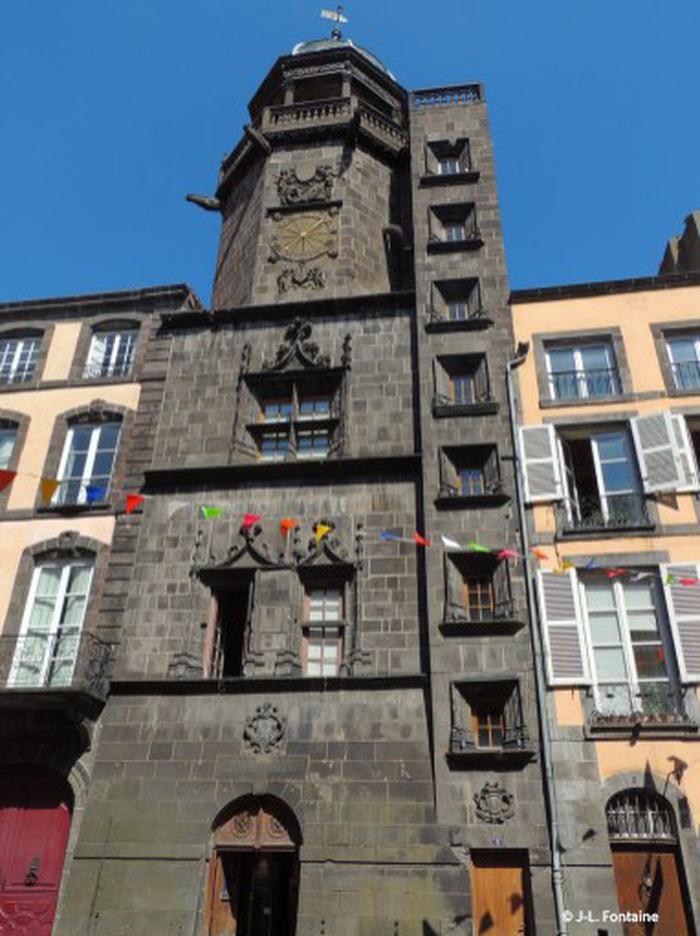 Journées du patrimoine 2018 - Visite libre de la tour de l'Horloge.