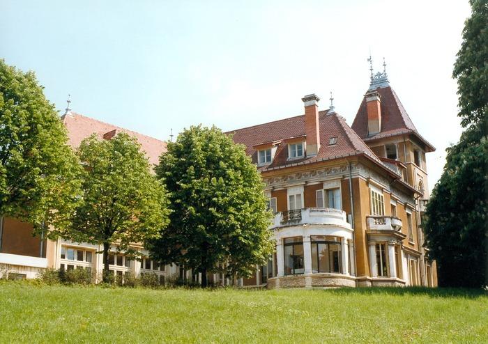 Journées du patrimoine 2018 - Visite libre de la Villa Berliet.