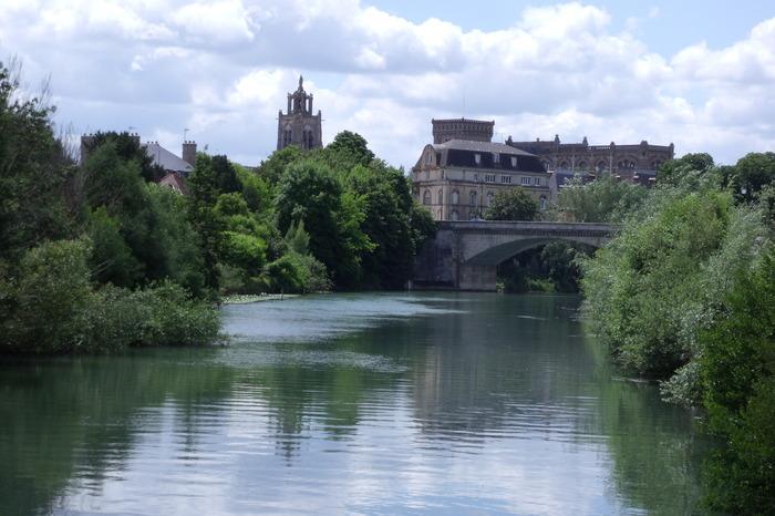 Journées du patrimoine 2018 - Visite libre de la ville de Nogent-sur-Seine