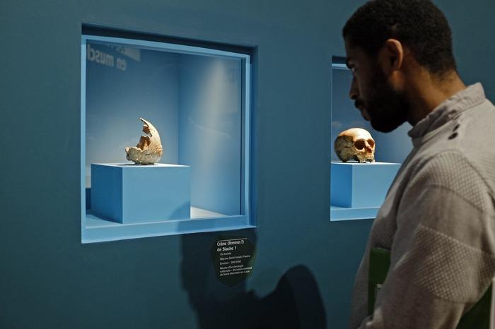 Journées du patrimoine 2018 - Visite libre de Néandertal L'Expo