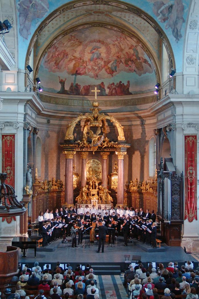 Journées du patrimoine 2018 - Visite libre de l'église Notre-Dame de La Gloriette