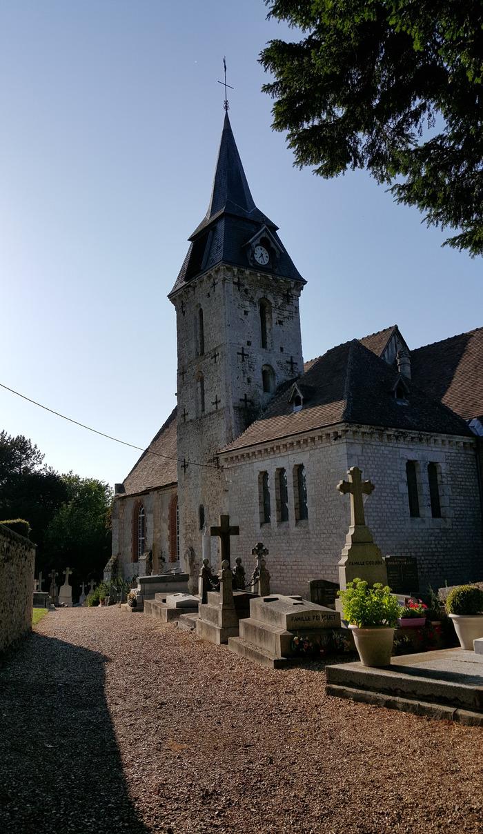 Journées du patrimoine 2018 - Visite libre de Saint-Jean Baptiste