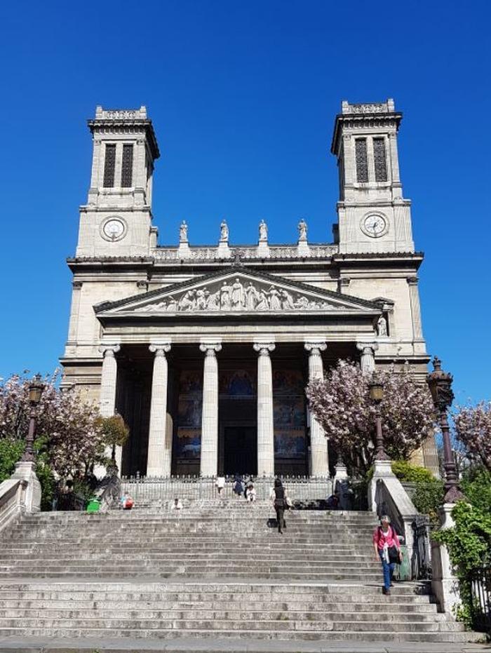 Journées du patrimoine 2018 - Visite libre de Saint-Vincent de Paul