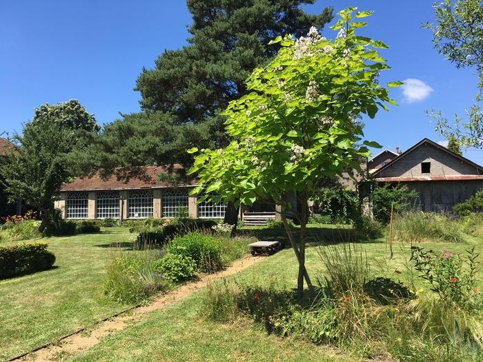 Journées du patrimoine 2019 - Visite guidée des ateliers de la Manufacture et de son jardin