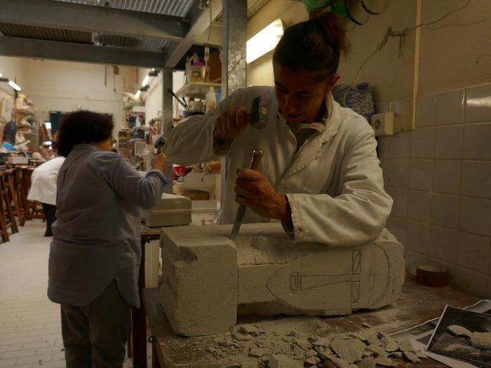 Crédits image : Les Ateliers d'Art de Saint-Maur