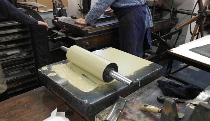 Journées du patrimoine 2018 - Visite libre des ateliers de sculpture et de lithographie