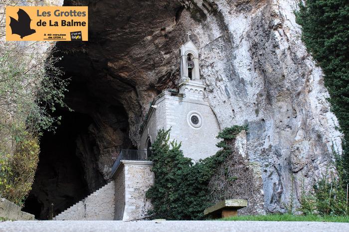 Crédits image : Les Grottes de La Balme