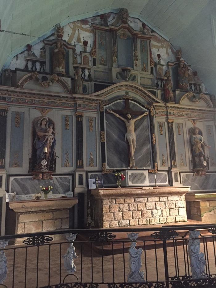 Journées du patrimoine 2018 - Visite libre des chapelles de Pluvigner