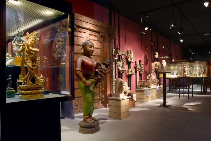 Journées du patrimoine 2018 - Découverte des collections du Musée Asiatica