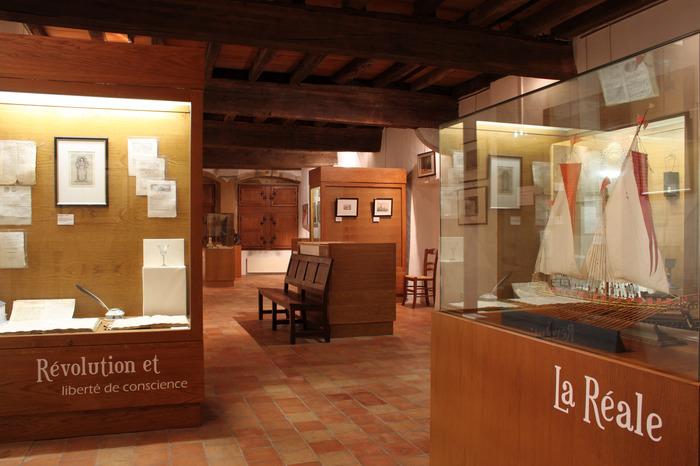 Crédits image : Musée Jeanne d'Albret ©