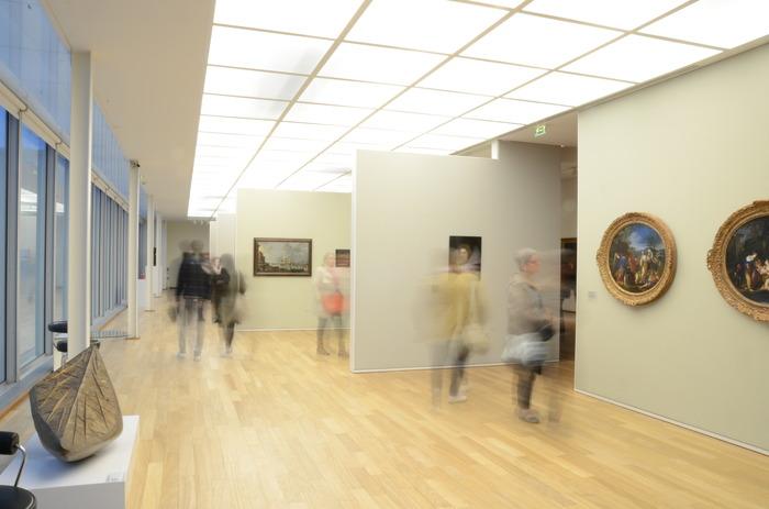 Journées du patrimoine 2018 - Visite libre des collections du MuMa