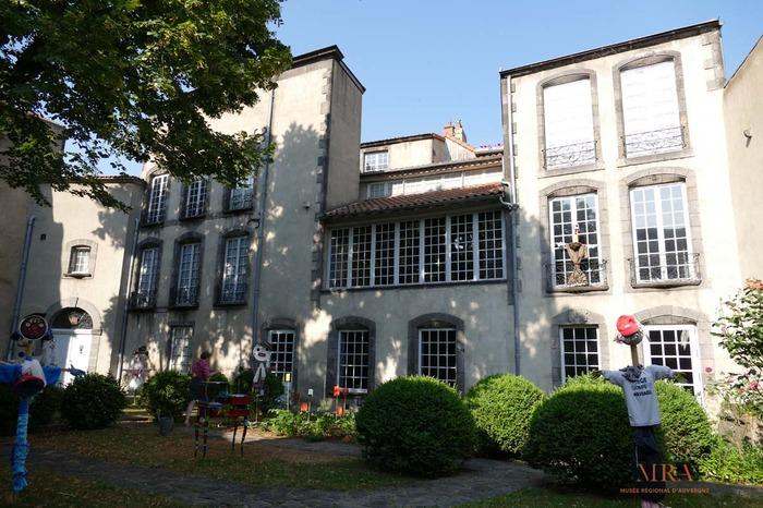 Journées du patrimoine 2018 - Visite libre de Musée régional d'Auvergne.