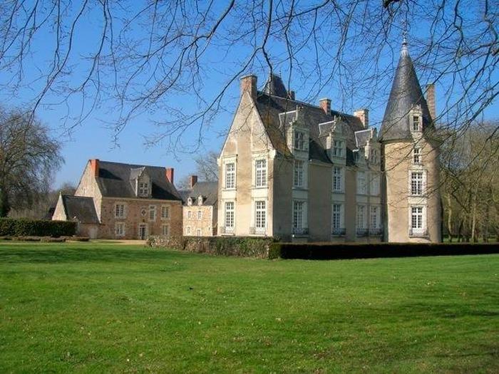 Journées du patrimoine 2018 - Visite libre des extérieurs du Château du Plessis-Chivré