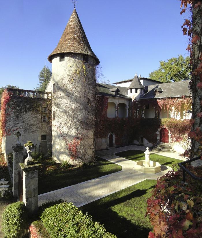 Journées du patrimoine 2017 - Visite libre des extérieurs du château