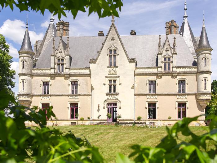 Journées du patrimoine 2018 - Visite libre des extérieurs Visite guidée d'une partie des intérieurs du château