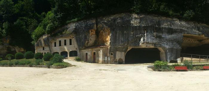 Journées du patrimoine 2018 - Grottes de l'abbaye de Brantôme