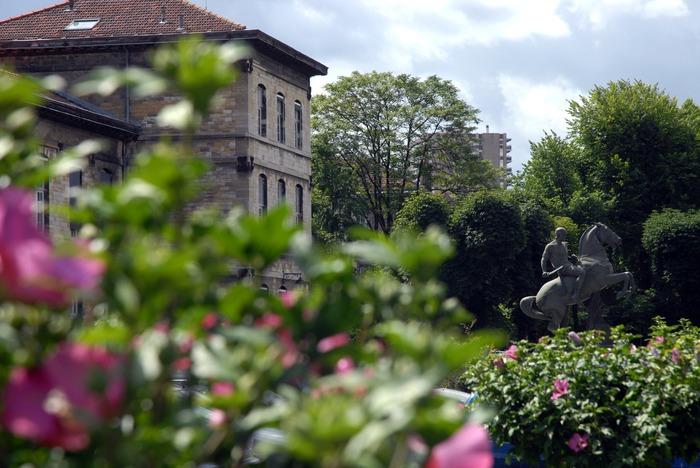 Journées du patrimoine 2018 - VIsite libre des jardins de l'hôpital et de son parcours arboré