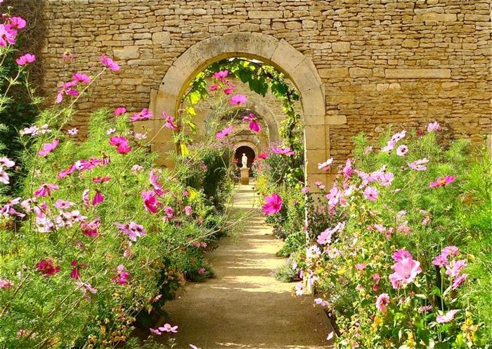 Journées du patrimoine 2018 - Visite libre des jardins du château de Canon