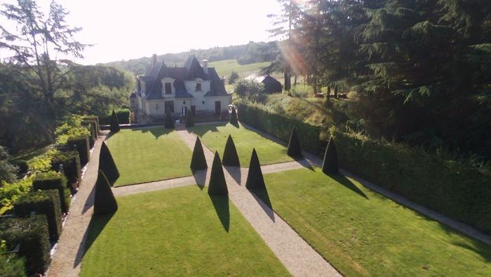 Journées du patrimoine 2018 - Visite libre des jardins du Manoir de la Groye et vente d'Hydrangeas