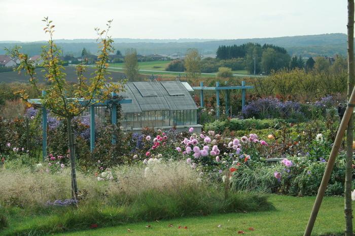 Journées du patrimoine 2018 - Visite libre des Jardins Fruitiers