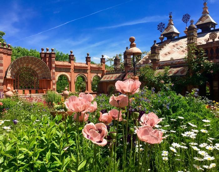 Journées du patrimoine 2018 - Visite libre des Jardins Secrets.