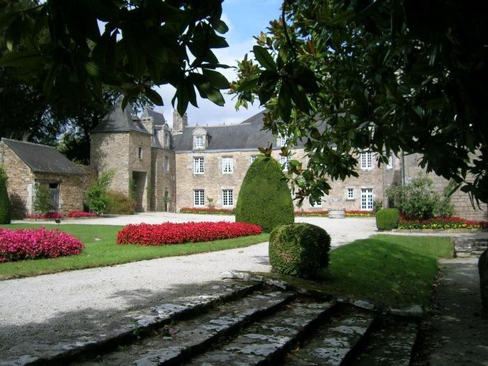 Journées du patrimoine 2018 - Visite libre des jardins du Manoir du Stang