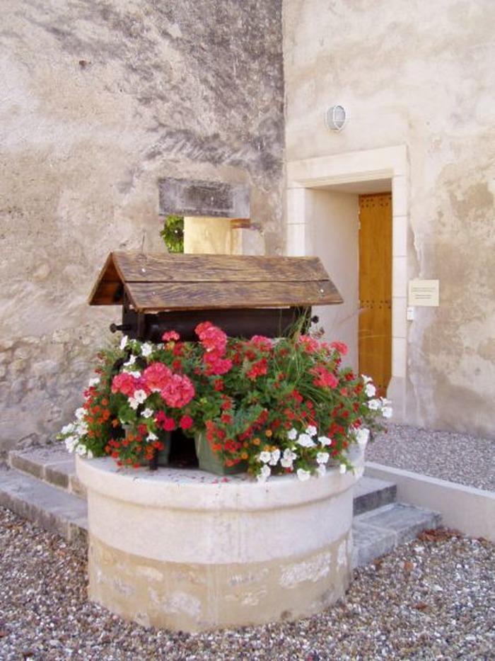Journées du patrimoine 2018 - Visite du bourg - circuit pédestre des puits