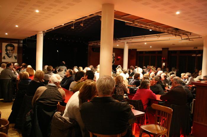 Journées du patrimoine 2018 - Visite libre du cabaret l'Escale à Migennes :