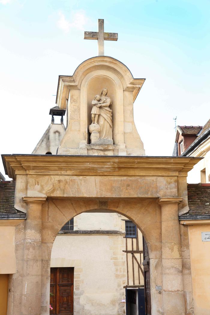 Journées du patrimoine 2018 - Visite libre du Carmel