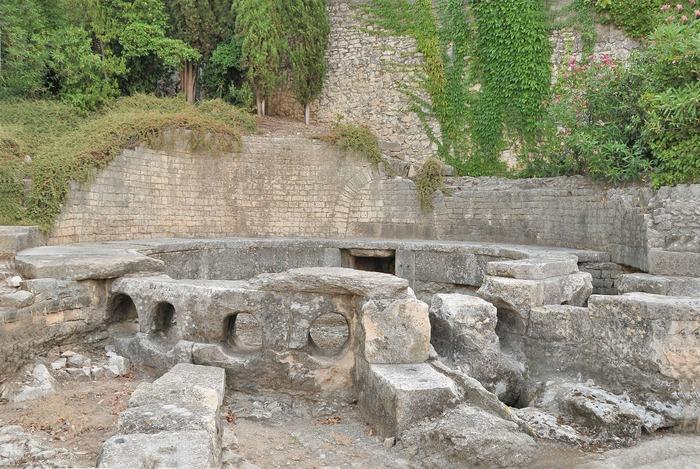 Crédits image : © Dominique Marck, ville de Nîmes