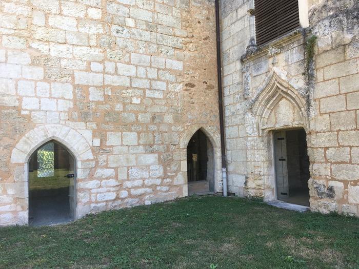 Journées du patrimoine 2018 - Visite libre du château de Barrière à Villamblard