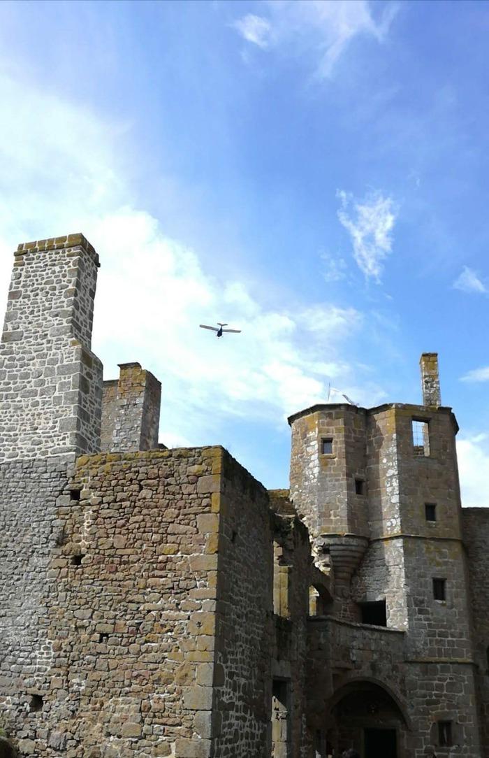 Journées du patrimoine 2018 - Visite libre du château de Bois Thibault