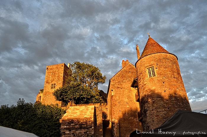 Journées du patrimoine 2018 - Visite libre du Château de Brancion