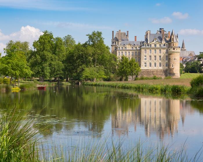Journées du patrimoine 2018 - Visite Libre du Château de Brissac