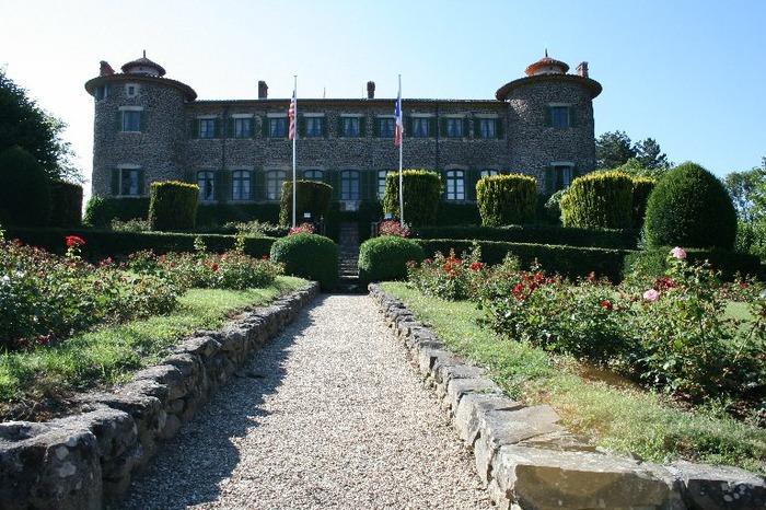 Journées du patrimoine 2018 - Visite libre du château de Chavaniac-Lafayette.