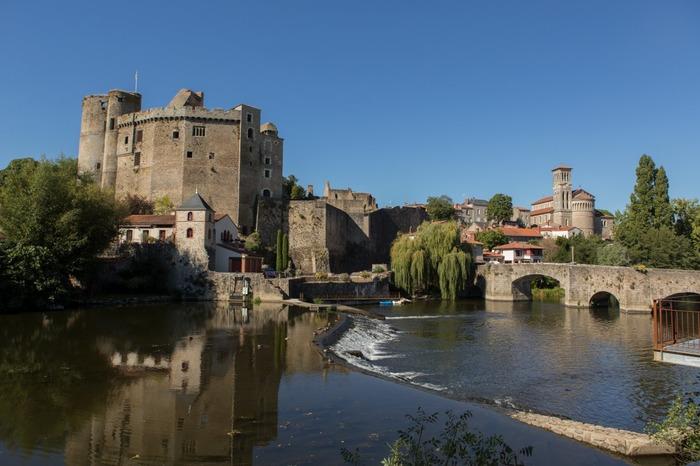 Journées du patrimoine 2018 - Visite libre du Château de Clisson