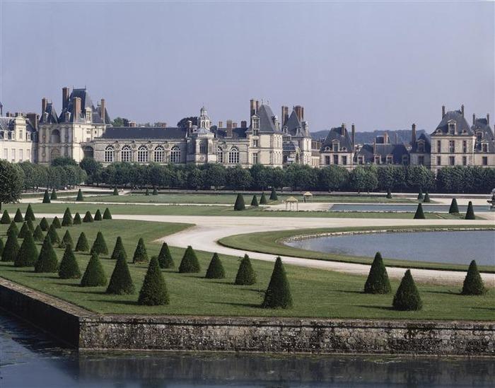 Journées du patrimoine 2018 - Visite libre du château de Fontainebleau