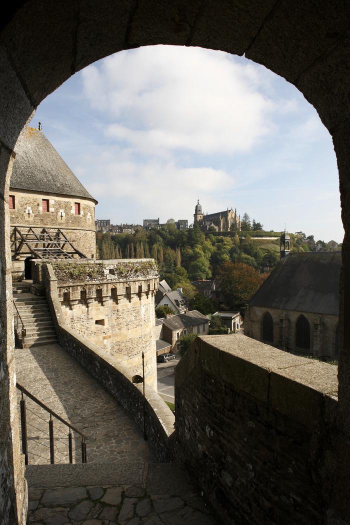 Journées du patrimoine 2018 - Visite libre du château de Fougères