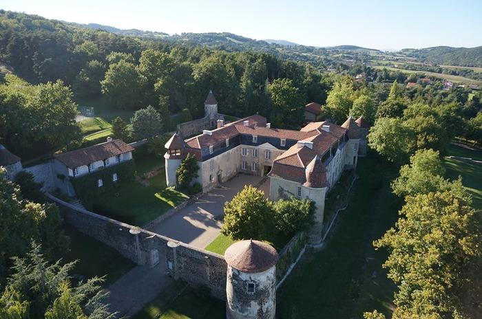 Journées du patrimoine 2018 - Visite libre du château de Goutelas