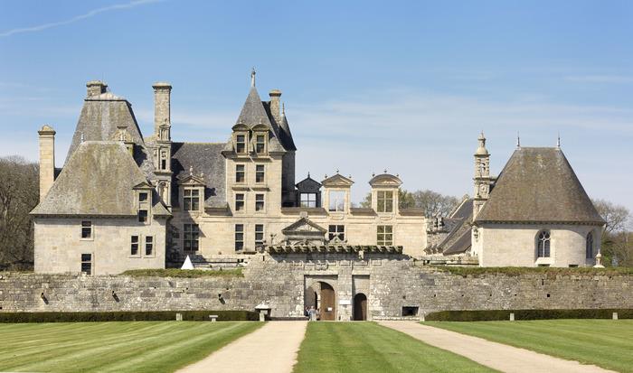 Journées du patrimoine 2018 - Visite libre du Château de Kerjean