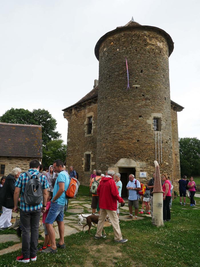 Journées du patrimoine 2018 - Visite libre du château de la Brégère