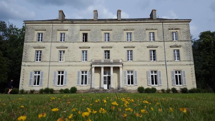 Journées du patrimoine 2018 - Visite libre du Château de la Brûlaire