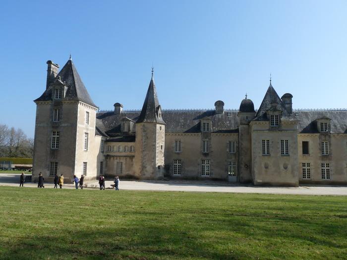 Journées du patrimoine 2018 - Visite libre du Château de La Ville Der et de son parc
