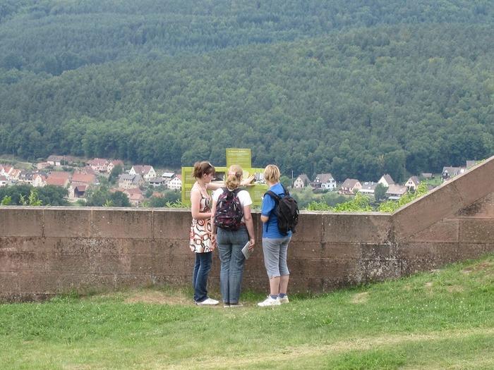 Journées du patrimoine 2018 - Visite libre du château de Lichtenberg