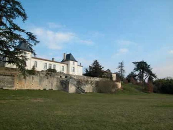 Crédits image : © Château de Lussac