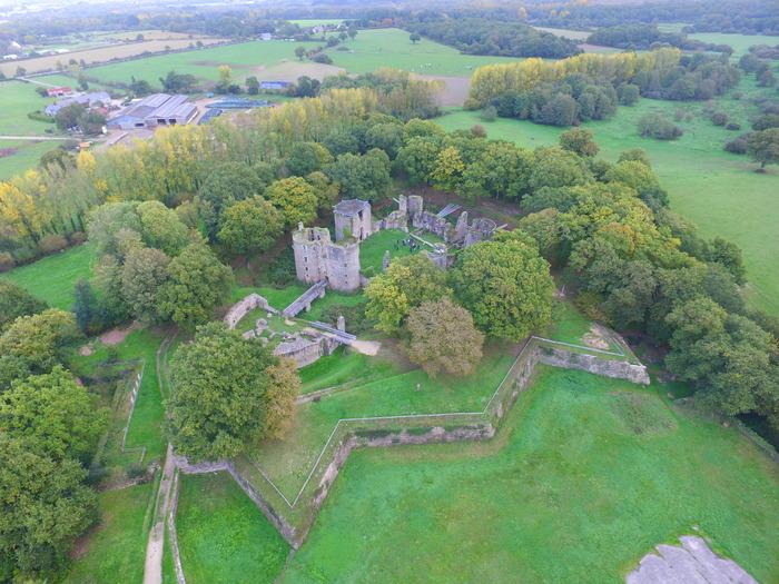 Journées du patrimoine 2018 - Visite libre du château de Ranrouët