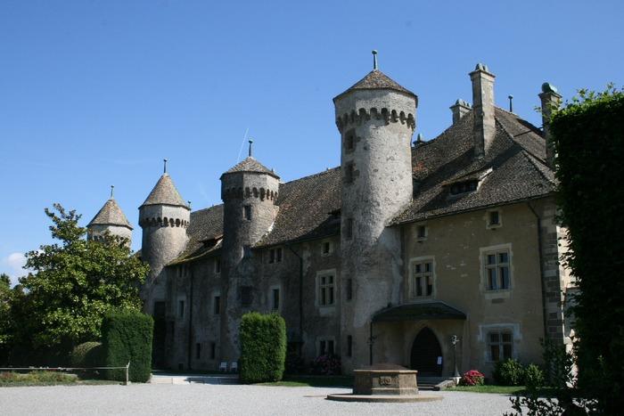 Journées du patrimoine 2018 - Visite libre du château de Ripaille