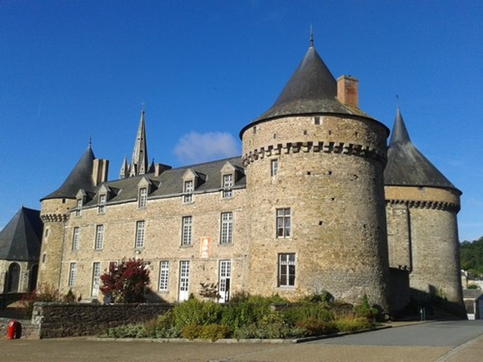 Journées du patrimoine 2018 - Visite libre du château de Sillé le Guillaume